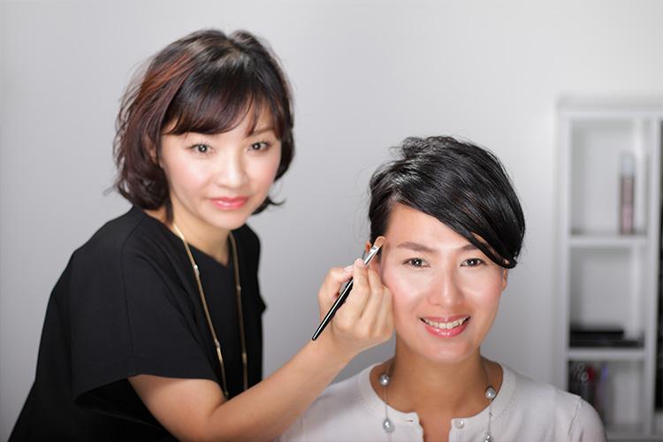 女性経営者専門プロフィール写真撮影「Biz Photo Pro」
