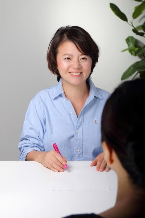 女性経営者専門プロフィール写真撮影「Biz Photo Pro」商談風景