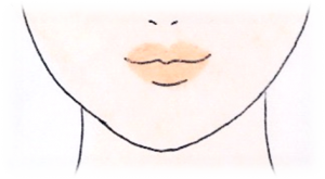 唇ノーマル
