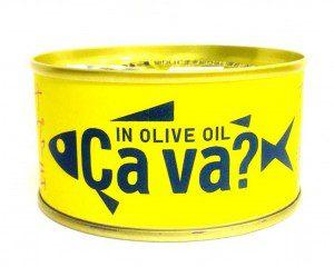 サバの缶詰cavaの画像