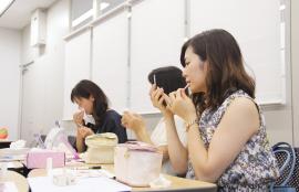 美キャリアラボ 平井聡子のメイクセミナー